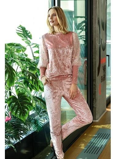 Anıl Pijama Takım Bakır